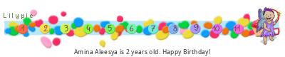 Lilypie Second Birthday (8WT2)