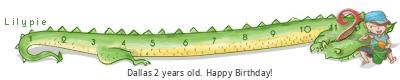 Lilypie Second Birthday (YIpt)