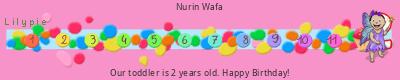 Lilypie Second Birthday (udgZ)